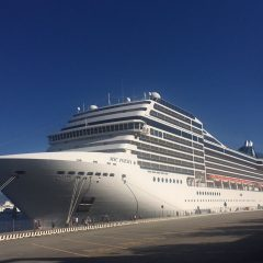 Msc Poesia Mediterraneo Occidentale